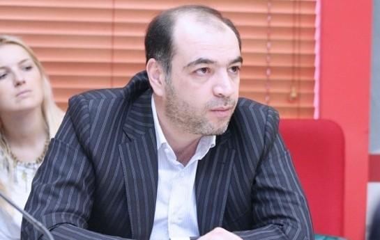 Azərbaycanın Dubaydakı konsulu Ukraynada Qafqaz xalqlarının lideri oldu