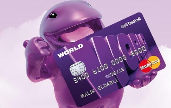 Baharda Worldcard-la alış-veriş et, 50 AZN az ödə!