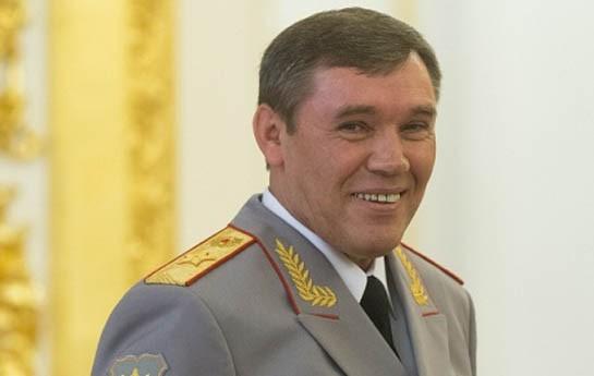 Rusiyalı general Azərbaycana gəlir
