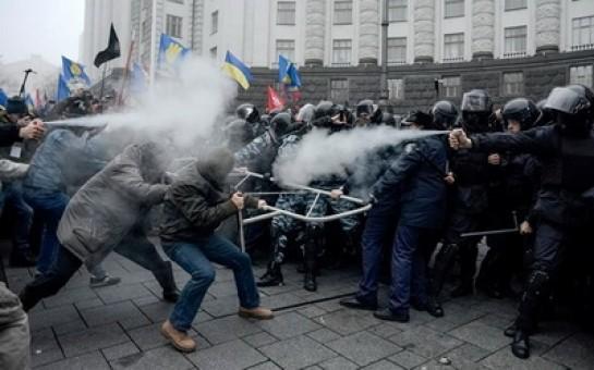 Ukraynada yenidən ara qarışdı