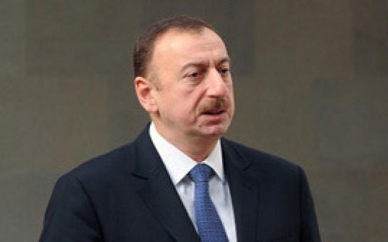 Prezident Naxçıvanda səfərdədir