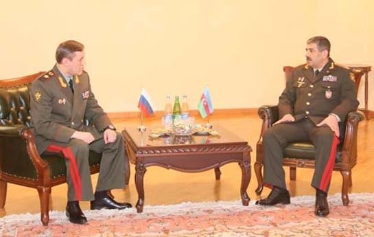 Bakıda Rusiya generalından Qarabağ-