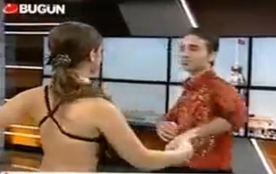 """""""Gülənçi""""lərin kanalında seksual rəqs şousu -"""