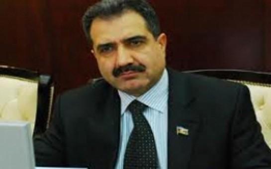 Fərəc Quliyevin parlamentdə çıxışı