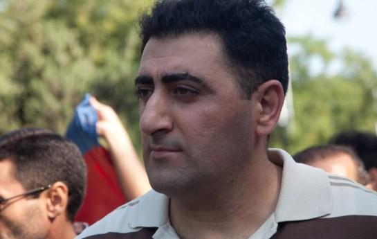 Ramil Səfərovdan Sarkisyana -