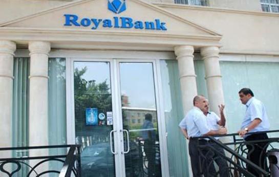 """""""Royalbank""""la bağlı cinayət işi məhkəməyə göndərildi"""