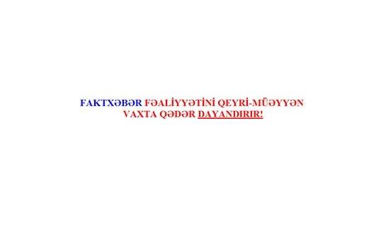 Azərbaycanda dindarların saytı bağlandı-