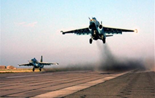 Hərbi Hava Qüvvələri təlim-məşq uçuşları keçirib