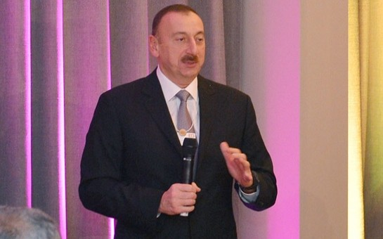 İlham Əliyevdən Tiflis bəyanatı