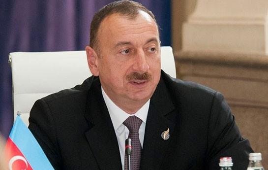 İlham Əliyevin Gürcüstan –
