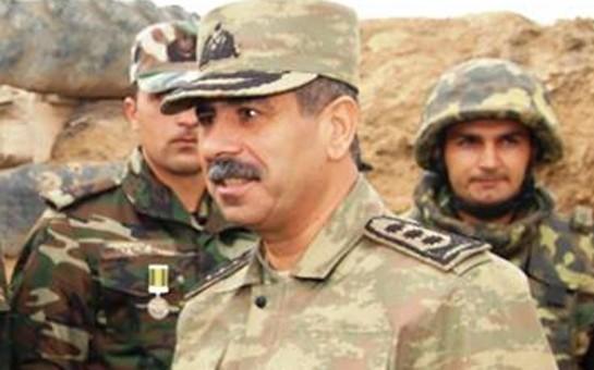 Zakir Həsənov bir qrup generalın dərəcəsini aldı