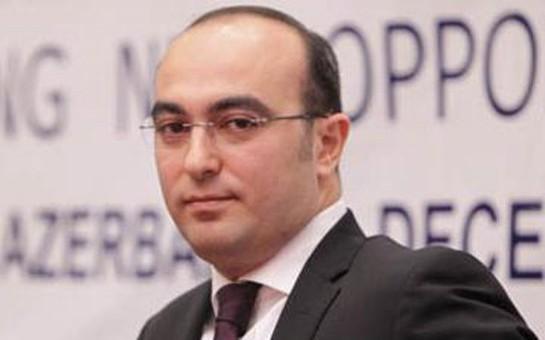 Elnur Aslanovun saytı ofisindən çıxarıldı