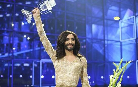 """""""Eurovision 2014""""ün qalibi transseksual oldu-"""