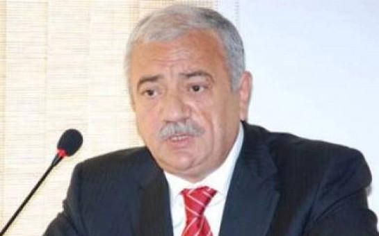 Səttar Mehbalıyev vitse-prezident seçildi