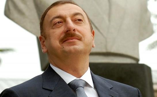 İlham Əliyevdən Gürcüstana məktub-