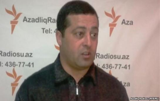 Azadlıq Radiosunun əməkdaşı döyüldü
