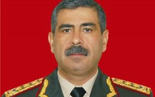 Zakir Həsənov Gürcüstana getdi
