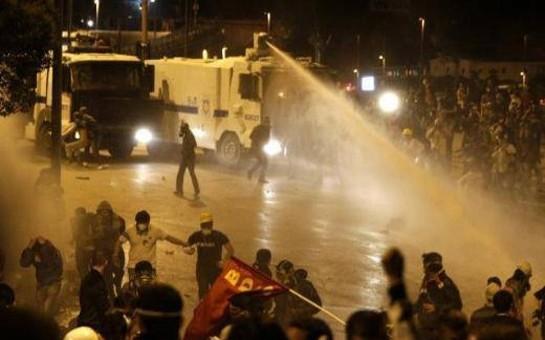 Türkiyə yenidən qarışdı