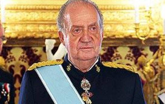 İspaniya Kralı taxt-tacdan imtina etdi