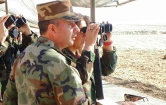 General Nizam Osmanov danışdı