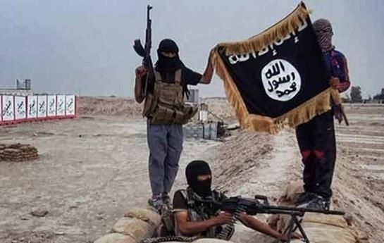 İŞİD Bağdada çatdı-