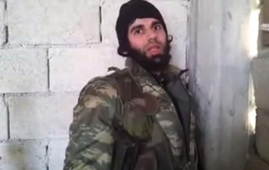 Suriyada vuruşan azərbaycanlılardan yeni -