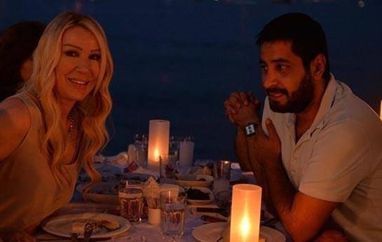 Seda Sayan sevgilisi ilə