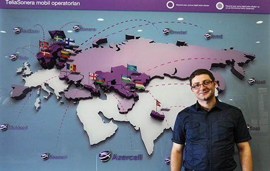 Azercell-in əməkdaşı Azərbaycanda ilk dəfə olaraq beynəlxalq Oracle sertifikatı alıb