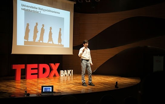 Azercell növbəti TEDx Bakı tədbirinə dəstək oldu