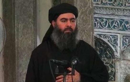 İŞİD lideri ortaya çıxdı