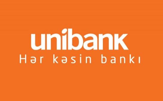 Unibank aktivləri bir milyard dollar oldu