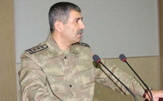 Zakir Həsənov generalları topladı-