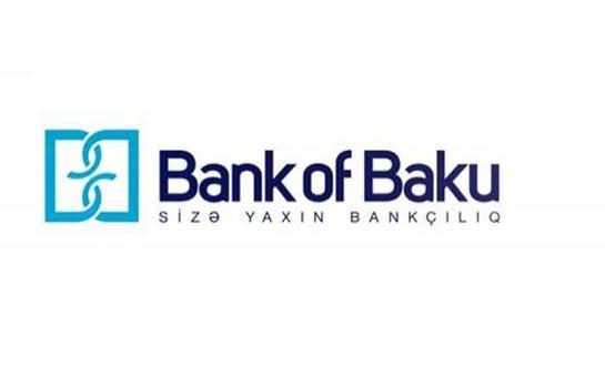 """""""Bank of Baku"""" rusdilli saytını istifadəyə verdi"""