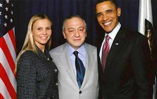 Obama ilə görüşən erməni niyə həbs olundu?
