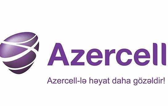 Azercell-dən jurnalistlərə bayram hədiyyəsi