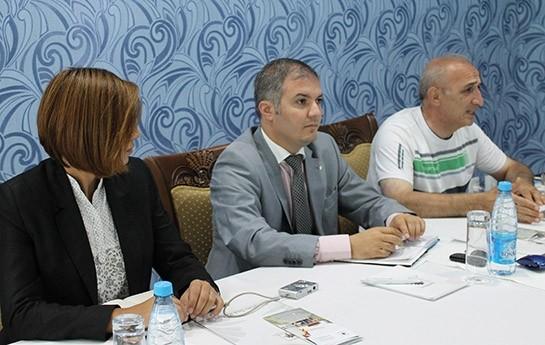 """""""Caspian Sea Resort"""" turizm şirkətlərini bir araya gətirdi"""
