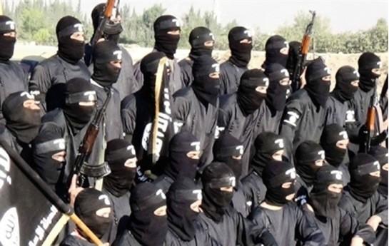 """""""İslam Dövləti"""" nin 30 terrorçusu öldürüldü"""