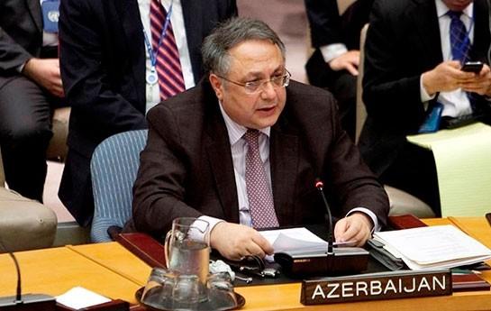 Yaşar Əliyevdən erməni diplomata -