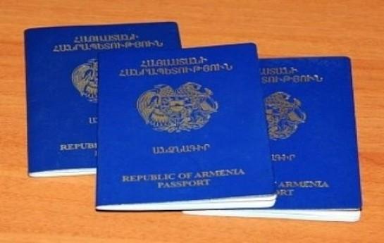 İraq erməniləri Ermənistan pasportu alacaq