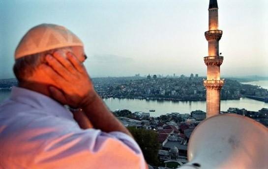 İslamda azan vermək ənənəsi