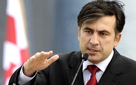 Saakaşvili Yunanıstanda saxlanıldı