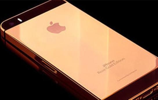 """Qızıl """"iPhone 6""""nın sifarişləri başlayıb"""