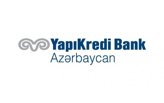 Yapı Kredi Bank Azərbaycanın plastik kartları ilə güzəştli alış-verişlər