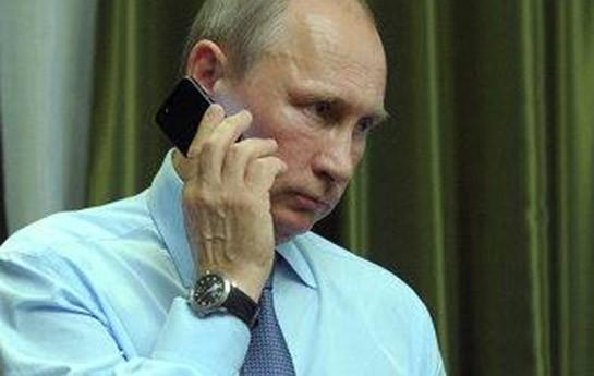 Putin zəng etdi, Ukraynada savaş dayandırıldı -