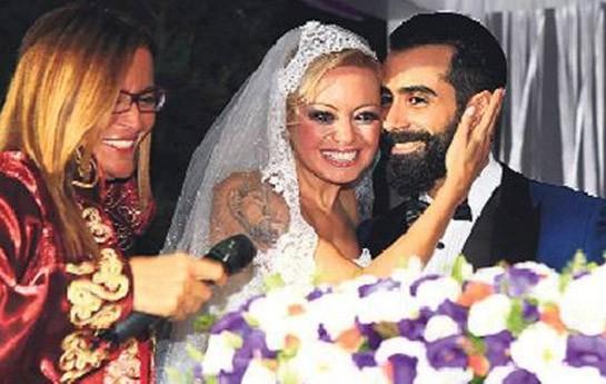 Gökhan Türkmen də evləndi-