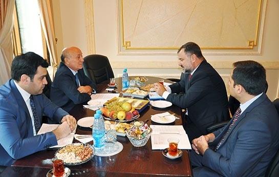 """""""Azərbaycanın tolerantlıq modeli Avropa üçün önəmlidir"""""""