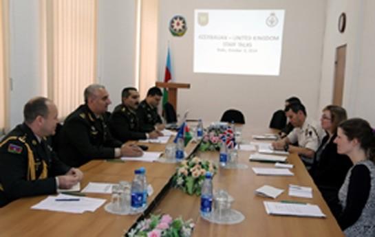 Azərbaycan hərbi əməkdaşlıq planı imzaladı