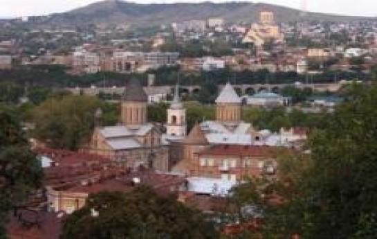 Gürcüstan Ermənistana gedən dəmiryolunu açmağa hazırdır