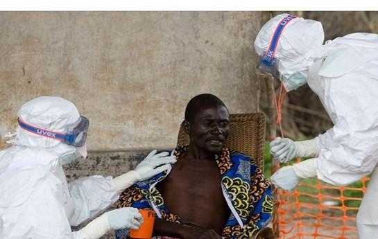 Ebola qurbanlarının sayı-