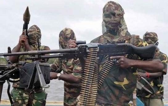 """""""Boko Haram""""ın 100-dən çox üzvü öldürüldü"""